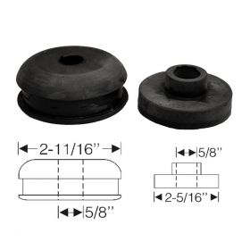 1939 1940 Cadillac Series 75 and Series 90 Rear Engine Mount Set REPRODUCTION Free Shipping In The USA