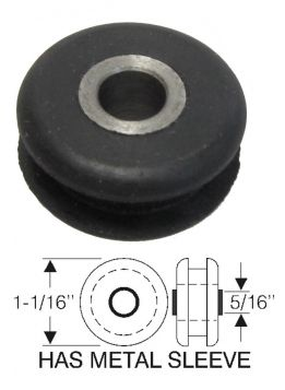 1941 1942 1946 1947 1948 1949 1950 1951 1952 1953 1954 1955 Cadillac (See Details For Applications) Lower Shift Lever Bushing REPRODUCTION