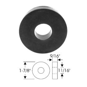 1954 1955 1956 1957 1958 1959 1960 1961 1962 1963 1964 1965 Cadillac Round Body Mount Pad REPRODUCTION
