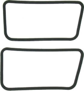 1953 Cadillac Fog Light Lens To Reflector Rubber Gaskets 1 Pair REPRODUCTION Free Shipping In The USA