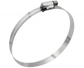 Cadillac Stainless Steel Band Hose Clamp 4 Inch Diameter REPRODUCTION