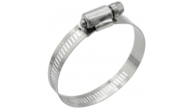 Cadillac Stainless Steel Band Hose Clamp 2-1/2 Inch Diameter REPRODUCTION