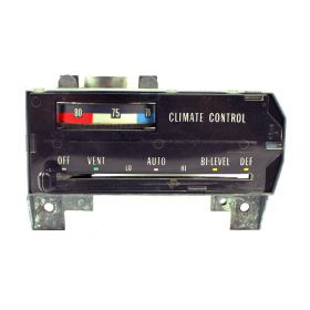 1971 1972 1973 Cadillac (See Details) Climate Control Head Unit REFURBISHED Free Shipping In The USA