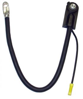 1971 1972 1973 1974 1975 1976 Cadillac Eldorado Negative Battery Cable REPRODUCTION Free Shipping In The USA