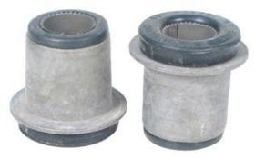 1967 1968 1969 1970 1971 1972 1973 1974 1975 1976 Cadillac Rear Wheel Drive 1.439 Inches Upper Control Arm Bushings 1 Pair (See Details For Measurements) REPRODUCTION Free Shipping In The USA