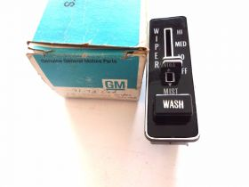 1971 1972 Cadillac Electric Wiper Switch NOS Free Shipping In The USA