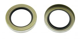 1958 1959 Cadillac Front Wheel Seals 1 Pair REPRODUCTION Free Shipping In The USA