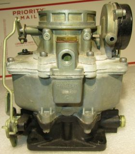 1949 Cadillac Carter Carburetor  NOS Free Shipping In The USA