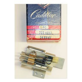 Early 1959 Cadillac (See Details) Air Conditioning (A/C) Blower Switch NOS Free Shipping In The USA