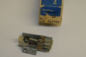 1961 1962 CADILLAC (See Details) NOS A/C BLOWER RESISTOR-ON A/C DASH CONTROL New Old Stock Free Shipping In The USA