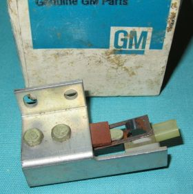 1963 1965 1965 Cadillac (See Details) Heater Blower Switch NOS Free Shipping In The USA