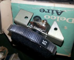 1964 Cadillac Air Conditioning Temperature Control Dial Potentiometer NOS Free Shipping In The USA