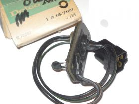 1967 1968 1969 Cadillac (Eldorado ONLY) A/C & Heat Ambient Temperature Sensor NOS Free Shipping In The USA