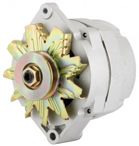 1963 1964 1965 1966 1967 1968 1969 1970 1971 1972 1973 1974 1975 1976 Cadillac (See Details) Alternator 12si 100 Amps REPRODUCTION Free Shipping In The USA