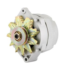 1963 1964 1965 1966 1967 1968 1969 1970 1971 1972 1973 1974 1975 1976 Cadillac (See Details) Upgrade Alternator (12si 100 Amps) REPRODUCTION Free Shipping In The USA