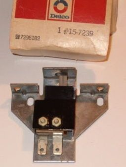 1967 1968 Cadillac Heater A/C Low Auto Control Switch NOS Free Shipping In The USA