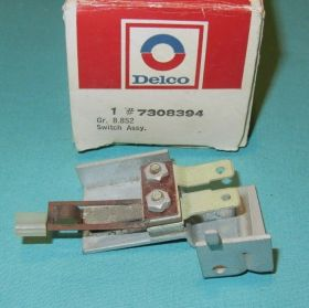 1969 1970 1971 1972 1973 1974  Cadillac (Except Series 75 Limousine) Heater Control Switch NOS Free Shipping In The USA