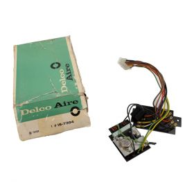 1969 1970 Cadillac Air Conditioning (A/C) Amplifier Circuit Board NOS Free Shipping In The USA