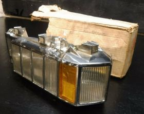 1973 1974 Cadillac Eldorado Cornering Lamp Lens Assembly (Right Passenger Side) NOS Free Shipping In The USA