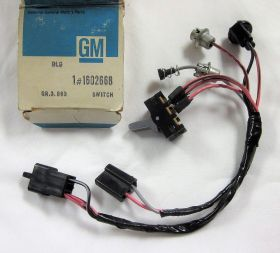 1974 Cadillac Cruise Control Switch NOS Free Shipping In The USA