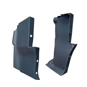 1976 1977 1978 1979 Cadillac Seville Front Body Fillers 1 Pair REPRODUCTION Free Shipping In The USA