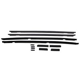 1979 1980 1981 1982 1983 1984 1985 Cadillac Convertible Eldorado Window Sweep Set (12 Pieces) REPRODUCTION Free Shipping In The USA