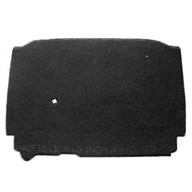 1980 1981 1982 1983 1984 1985 1986 1987 1988 1989 1990 1991 1992 Cadillac Fleetwood Brougham Rear Wheel Drive (RWD) Hood Insulation Pad REPRODUCTION Free Shipping In The USA