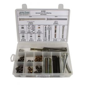 Cadillac Universal Door Pin and Bushing Assortment Tray (86 Pieces) REPRODUCTION Free Shipping In The USA