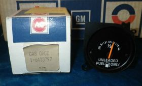 1983 Cadillac Gas Fuel Gauge with Tach NOS Free Shipping in the USA