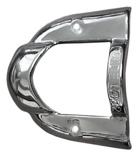 1942 1946 1947 Cadillac (See Details) License Lens Top Trim NOS Free Shipping In The USA