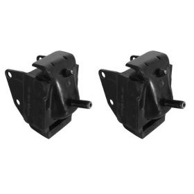 1965 1966 1967 Cadillac (See Details) Front Motor Mounts 1 Pair REPRODUCTION Free Shipping In The USA