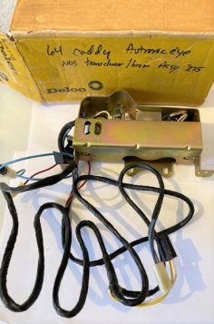 1964 Cadillac Autronic Eye Amplifier New Old Stock Free Shipping In The USA