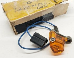 1967 1968 Cadillac Except Eldorado Front Fender Right Passenger Top Turn Indicator Lamp NOS Free Shipping In The US