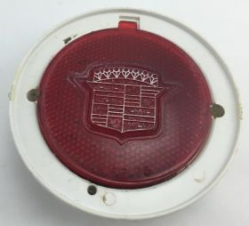 1970 1973 Cadillac Eldorado Left (Drivers) Rear Side Marker Lens USED Free Shipping In The USA