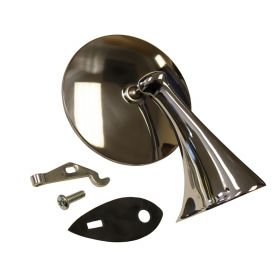 1950 1951 1952 1953 Cadillac Left Driver Side Exterior Mirror REPRODUCTION Free Shipping In The USA