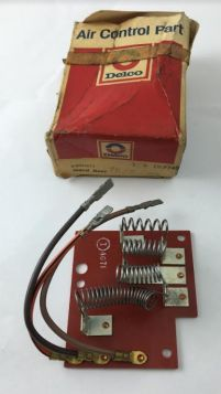 1974 1975 1976 Cadillac A/C Blower Circuit Board Resistor Assembly NOS Free Shipping In The USA