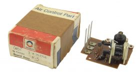 1975 Cadillac A/C Control Or Heater & Air Selector Vacuum Circuit Board Assembly NOS Free Shipping In The USA