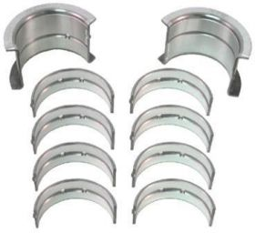 1963 1964 1965 1966 1967 Cadillac 390 and 429 Engine Main Bearing Set (10 Pieces) REPRODUCTION Free Shipping In The USA