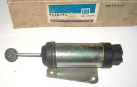 1971 1972 1973 1974 1975 1975 Cadillac Sedan Left (Drivers) Side Rear Door Lock Actuator NOS Free Shipping In The USA