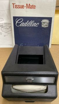 1969 1970 1971 1972 1973 1974 1975 Cadillac Tissue Dispenser New Old Atock