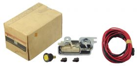 1974 1975 Cadillac Electric Trunk Lid Power Lock Kit NOS Free Shipping In The USA