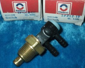1982 Cadillac Cimarron EGR Thermo Vacuum/Spark Control Switch NOS Free Shipping In The USA