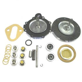 Late 1951 1952 Early 1953 Cadillac (See Details) AC Type 9648 Fuel And Vacuum Pump Rebuild Kit REPRODUCTION Free Shipping In The USA