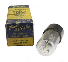 1952 Cadillac Guide Autronic Eye Amplifier Tube NOS Free Shipping In The USA