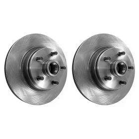 1938 1939 1940 1941 1942 1946 1947 1948 1949 Cadillac Disc Brake Conversion Front Wheel Rotors With Bearings and Races (See Details for Options) 1 Pair REPRODUCTION