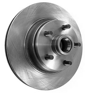 1956 1957 1958 1959 1960 Cadillac Disc Brake Conversion Front Wheel Rotor With Bearings and Races (See Details for Options) REPRODUCTION