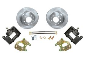 1961 1962 1963 1964 1965 1966 Cadillac 1967 1968 (EXCEPT Eldorado) Basic Rotor Rear Disc Brake Conversion Kit NEW
