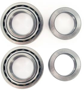 1970 1971 1972 1973 1974 1975 1976 Cadillac (See Details) Rear Wheel Bearings 1 Pair REPRODUCTION Free Shipping In The USA