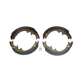 1950 Cadillac Front Brake Shoes 1 Pair REPRODUCTION Free Shipping In The USA