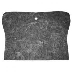 1967 1968 Cadillac (EXCEPT Eldorado) Hood Insulation Pad REPRODUCTION Free Shipping In The USA